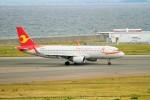 raiden0822さんが、中部国際空港で撮影した天津航空 A320-214の航空フォト(写真)