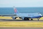 raiden0822さんが、中部国際空港で撮影したチャイナエアライン 747-409F/SCDの航空フォト(写真)