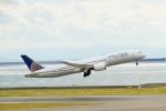 raiden0822さんが、中部国際空港で撮影したユナイテッド航空 787-9の航空フォト(写真)