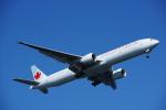 JA8037さんが、羽田空港で撮影したエア・カナダ 777-333/ERの航空フォト(写真)