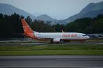 夏空さんが、高松空港で撮影したチェジュ航空 737-8GJの航空フォト(写真)