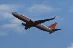 kuro2059さんが、新千歳空港で撮影したチェジュ航空 737-8BKの航空フォト(写真)