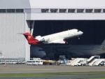 チャレンジャーさんが、羽田空港で撮影した尊翔公務航空 CL-600-2B19 Regional Jet CRJ-200ERの航空フォト(写真)