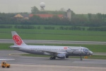 Hiro-hiroさんが、ウィーン国際空港で撮影したニキ航空 A320-214の航空フォト(飛行機 写真・画像)