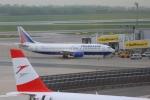 Hiro-hiroさんが、ウィーン国際空港で撮影したトランスアエロ航空 737-4S3の航空フォト(写真)