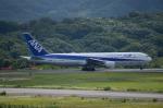 夏空さんが、高松空港で撮影した全日空 767-381/ERの航空フォト(写真)