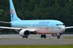 HS888さんが、鹿児島空港で撮影した大韓航空 737-9B5の航空フォト(写真)