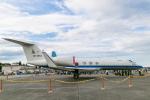 mameshibaさんが、横田基地で撮影した航空自衛隊 U-4 Gulfstream IV (G-IV-MPA)の航空フォト(写真)