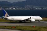 we love kixさんが、関西国際空港で撮影したユナイテッド航空 787-9の航空フォト(写真)