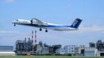 soratokumoさんが、松山空港で撮影したANAウイングス DHC-8-402Q Dash 8の航空フォト(写真)