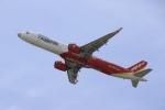 とむくんさんが、関西国際空港で撮影したベトジェットエア A321-271Nの航空フォト(写真)