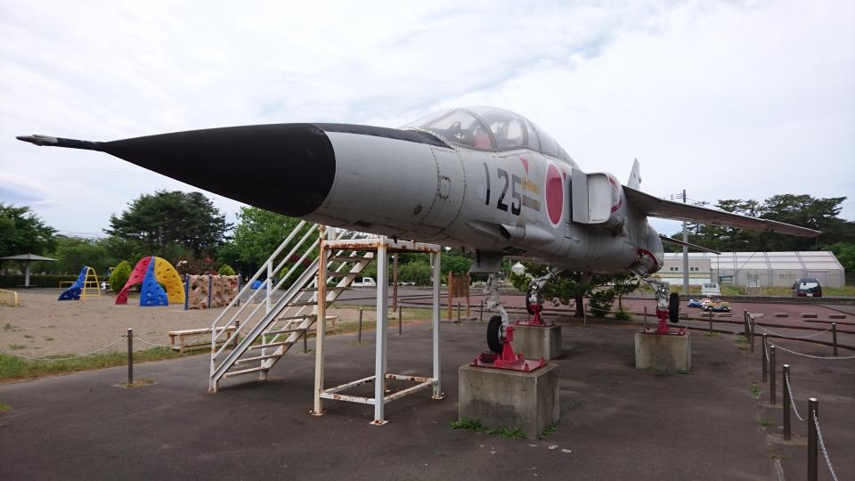 たくらんけさんの航空自衛隊 Mitsubishi T-2 (69-5125) 航空フォト