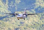 deideiさんが、但馬飛行場で撮影した日本エアコミューター ATR-42-600の航空フォト(写真)