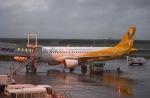 tamtam3839さんが、新千歳空港で撮影したバニラエア A320-214の航空フォト(写真)