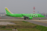 ITM58さんが、福岡空港で撮影したフジドリームエアラインズ ERJ-170-200 (ERJ-175STD)の航空フォト(写真)
