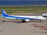 FT51ANさんが、羽田空港で撮影した全日空 A321-211の航空フォト(写真)