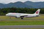 Cスマイルさんが、花巻空港で撮影した中国東方航空 A320-214の航空フォト(写真)