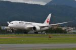 Cスマイルさんが、花巻空港で撮影した日本航空 787-8 Dreamlinerの航空フォト(写真)