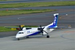 岡ちゃんさんが、中部国際空港で撮影したANAウイングス DHC-8-402Q Dash 8の航空フォト(写真)