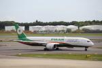 Musondaさんが、ロンドン・ヒースロー空港で撮影したエバー航空 787-9の航空フォト(写真)