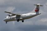 MOHICANさんが、福岡空港で撮影した日本エアコミューター ATR-42-600の航空フォト(写真)