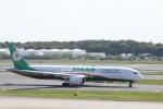 OS52さんが、成田国際空港で撮影したエバー航空 787-9の航空フォト(写真)