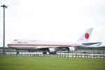 tamtam3839さんが、新千歳空港で撮影した航空自衛隊 747-47Cの航空フォト(写真)