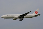 tsubameさんが、福岡空港で撮影した日本航空 777-289の航空フォト(写真)