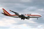 tomoMTさんが、成田国際空港で撮影したカリッタ エア 747-4R7F/SCDの航空フォト(写真)