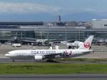 トタさんが、羽田空港で撮影した日本航空 777-246の航空フォト(写真)