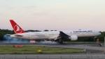 raichanさんが、成田国際空港で撮影したターキッシュ・エアラインズ 777-3F2/ERの航空フォト(写真)
