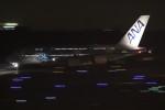 ゆう改めてさんが、成田国際空港で撮影した全日空 A380-841の航空フォト(写真)