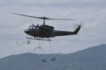 はれ747さんが、旭川駐屯地で撮影した陸上自衛隊 UH-1Jの航空フォト(写真)