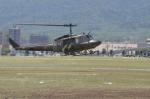 はれ747さんが、旭川駐屯地で撮影した陸上自衛隊 UH-1Jの航空フォト(飛行機 写真・画像)