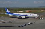EC5Wさんが、新千歳空港で撮影した全日空 777-281の航空フォト(写真)
