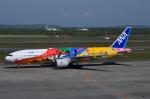 EC5Wさんが、新千歳空港で撮影した全日空 777-281/ERの航空フォト(写真)