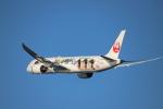 yasunori0624さんが、関西国際空港で撮影した日本航空 787-9の航空フォト(写真)