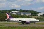 tsubameさんが、福岡空港で撮影したマカオ航空 A319-132の航空フォト(写真)