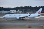 T.Kawaseさんが、成田国際空港で撮影した日本航空 767-346/ERの航空フォト(写真)