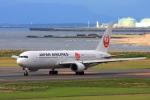 Hiro-hiroさんが、新潟空港で撮影した日本航空 767-346/ERの航空フォト(写真)