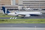 sky-spotterさんが、羽田空港で撮影したコムルックス・アルバ A330-243の航空フォト(写真)