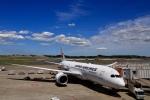 BENKIMAN-ENLさんが、成田国際空港で撮影した日本航空 787-8 Dreamlinerの航空フォト(写真)