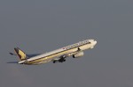 mild lifeさんが、関西国際空港で撮影したシンガポール航空 A330-343Xの航空フォト(写真)