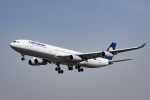 xingyeさんが、瀋陽桃仙国際空港で撮影したルフトハンザドイツ航空 A340-313Xの航空フォト(写真)