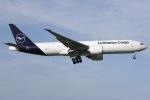 しゃこ隊さんが、成田国際空港で撮影したルフトハンザ・カーゴ 777-FBTの航空フォト(写真)