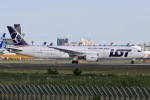 しゃこ隊さんが、成田国際空港で撮影したLOTポーランド航空 787-9の航空フォト(写真)