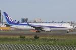 しゃこ隊さんが、成田国際空港で撮影した全日空 767-381/ERの航空フォト(写真)