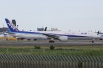 しゃこ隊さんが、成田国際空港で撮影した全日空 777-381/ERの航空フォト(写真)