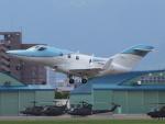 ここはどこ?さんが、札幌飛行場で撮影した日本法人所有 HA-420の航空フォト(写真)