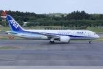 しゃこ隊さんが、成田国際空港で撮影した全日空 787-8 Dreamlinerの航空フォト(写真)